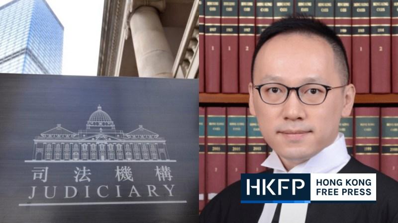 Judiciary Stanley Ho Chun-yiu