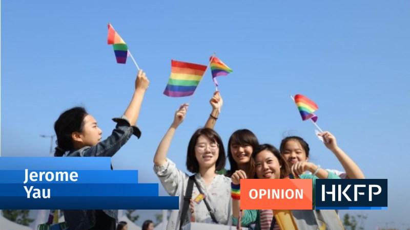 LGBT jerome yau