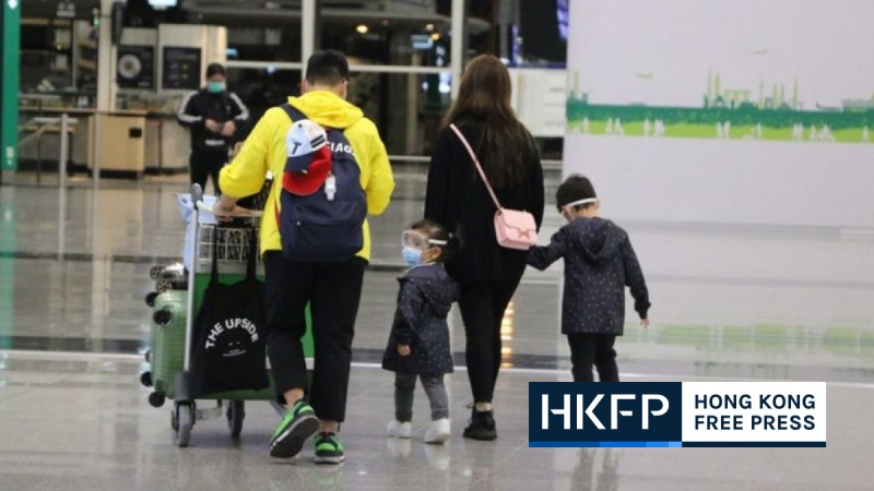 Survey says Hong Kongers more inclined to emigrate or immigrate than before