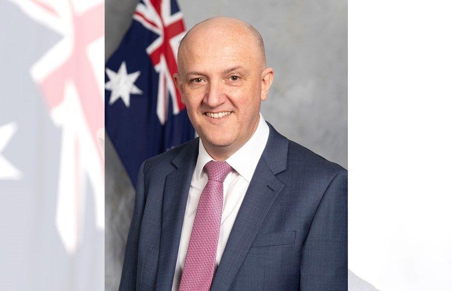 Michael Burgess Australian Spy Master