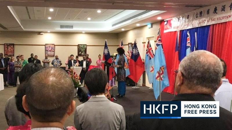 Taiwan Fiji China