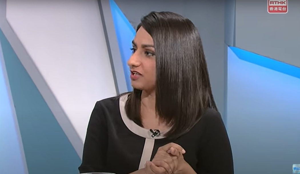 Nabela Qoser on RTHK's This Week