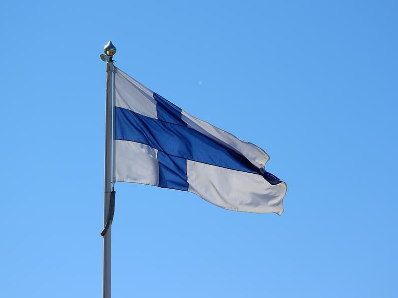 Finnish flag Finland