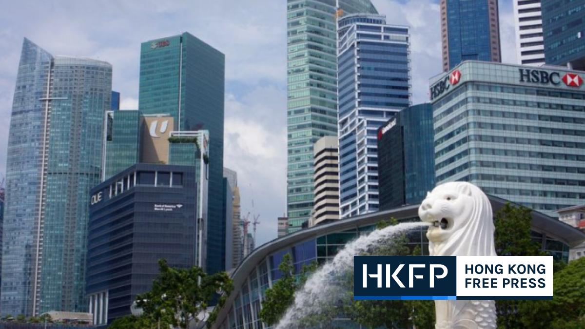 hong kong singapore travel bubble