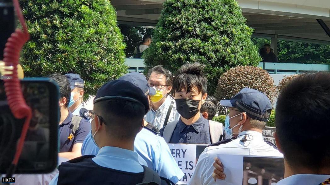 thai consulate district councillor october 21 dennis cheung