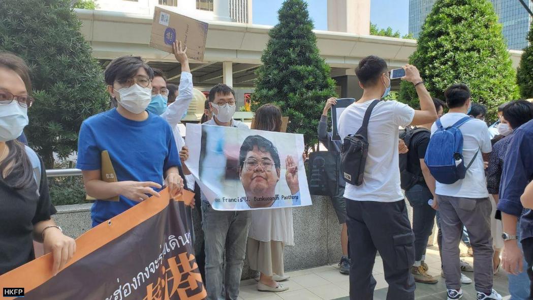 thai consulate district councillor october 21 Francis J. Bunkueanun Paothong tsang chun hing sam cheung fergus leung