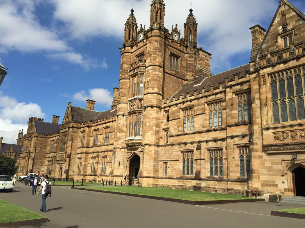 University of Sydney Australia