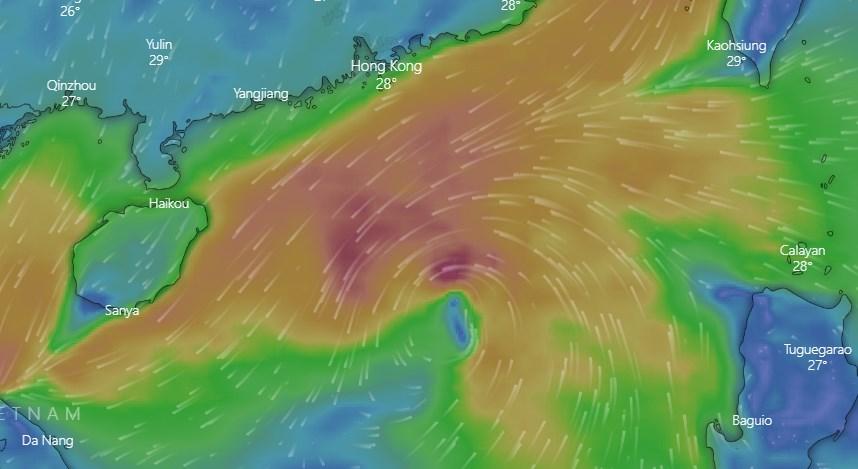 Tropical Cyclone Nangka