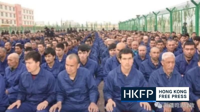 xinjiang uighurs