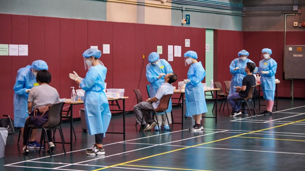 Coronavirus virus covid-19 testing