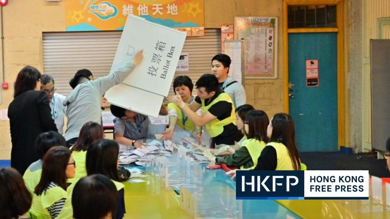 hong kong voting register 2020 policy address