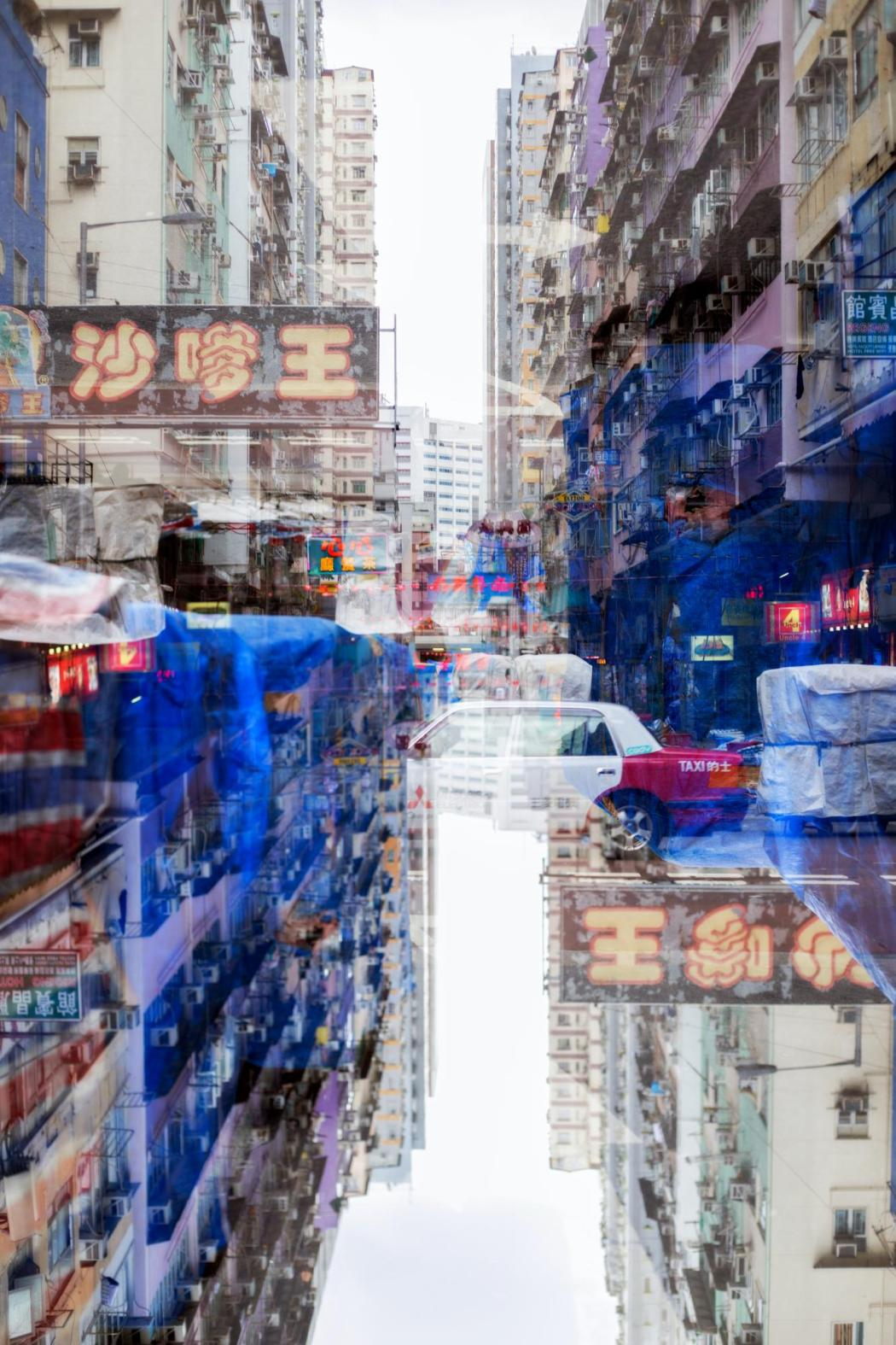 Blue Lotus Gallery, Michael Kistler - Lost Alibi, Hong Kong 2019_for press