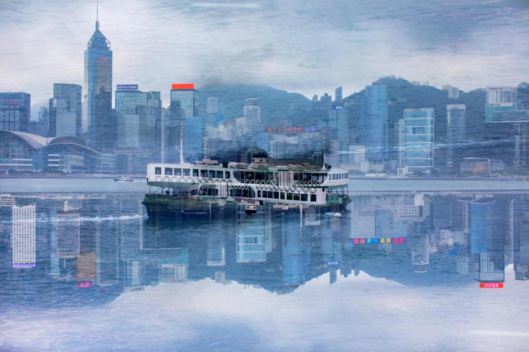 Blue Lotus Gallery, Michael Kistler - The beginning and the end, Hong Kong 2020_for press