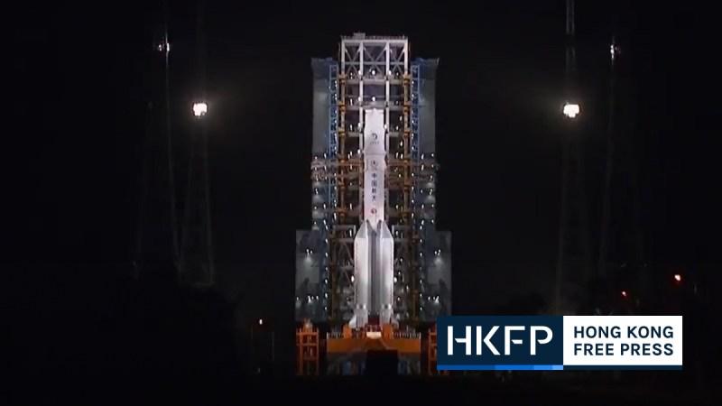 China's Space Dream