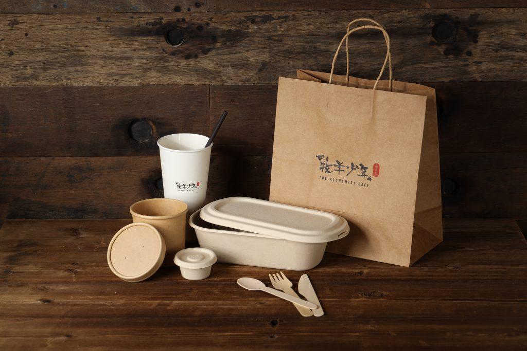 bag waste plastic delivery