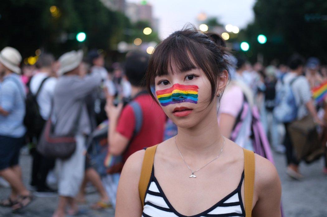 Taiwan pride march lgbt gay