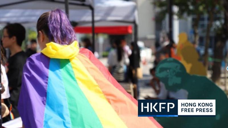 Hong Kong Pride Parade 2019