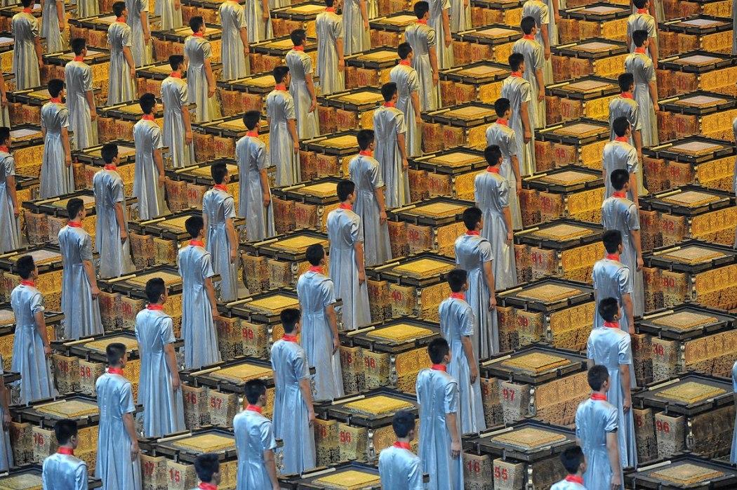 Opening Ceremony of Beijing Olympics 2008