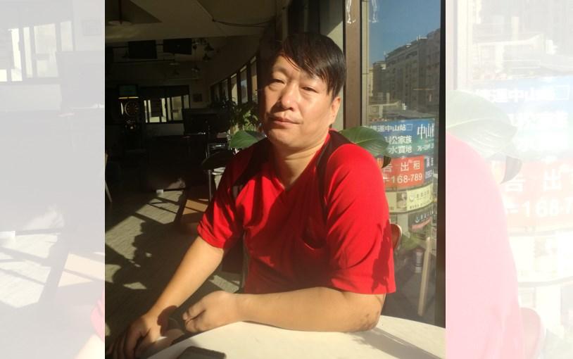 Taiwan dissident