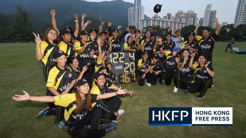 SCC Divas, a cricket team in Hong Kong