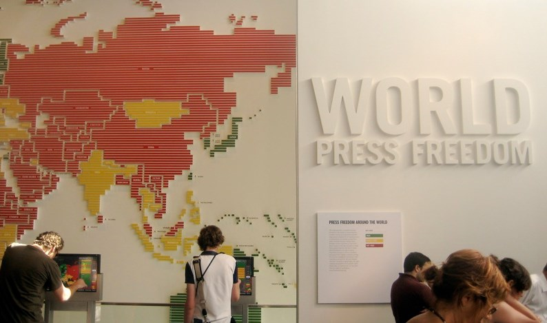 press media freedom world