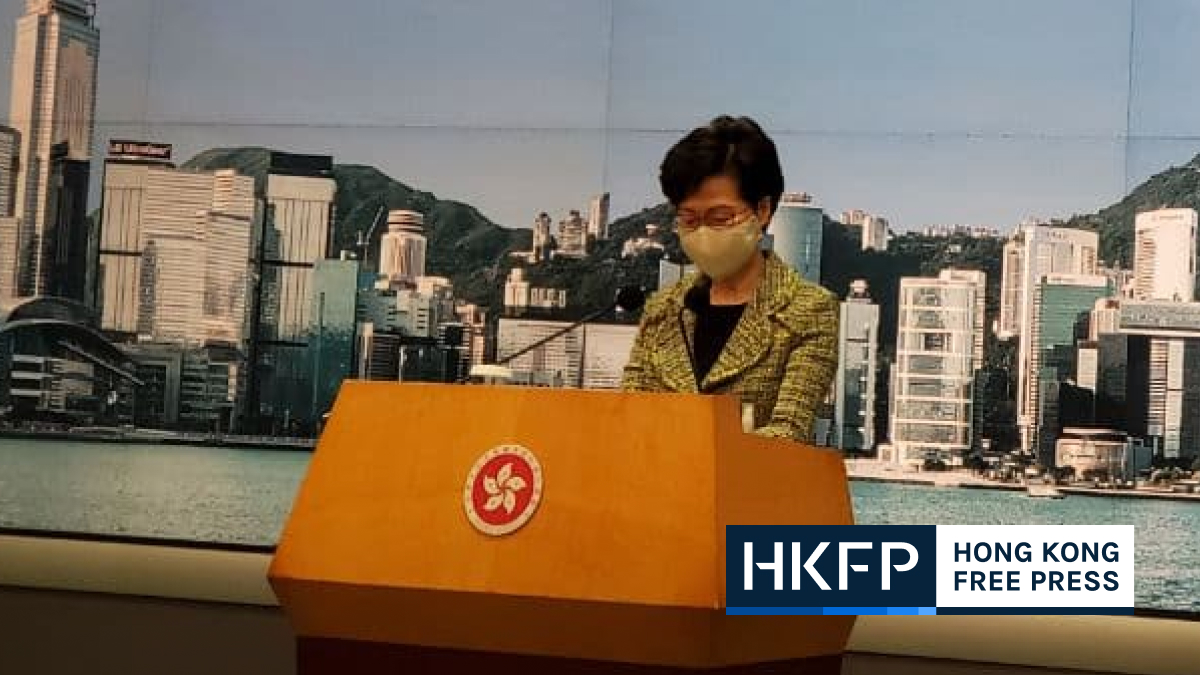 carrie lam feature