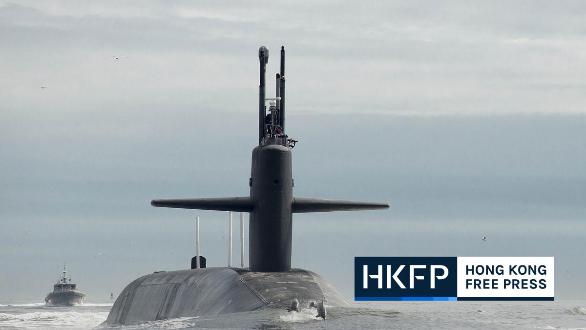 submarine Taiwan
