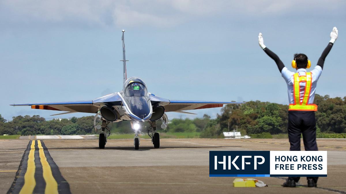 taiwan fighter jet