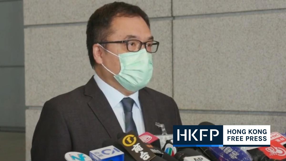 steve li kwai wah national security department of police