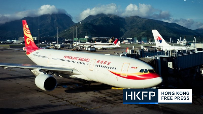 hong kong airlines layoffs