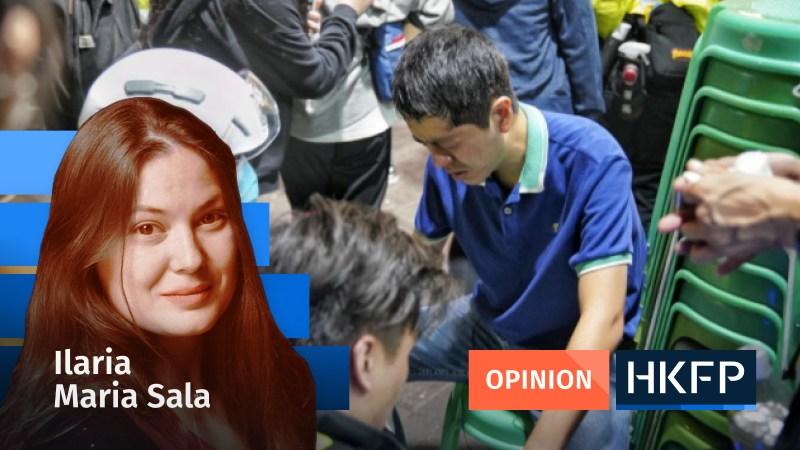 Article - ted hui - Ilaria Maria Sala