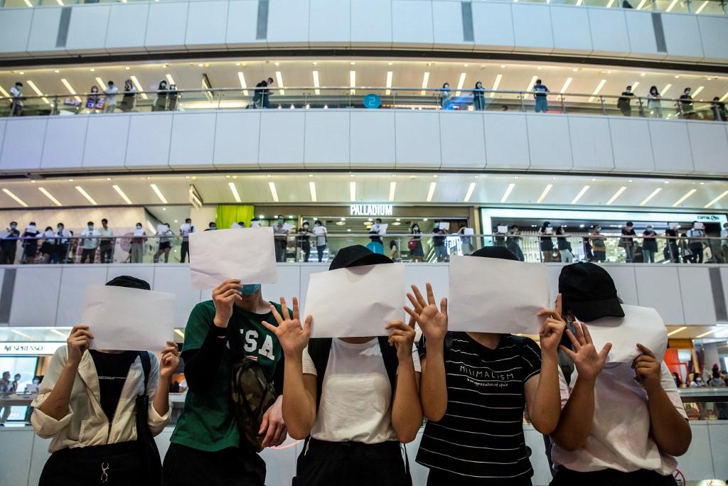 FILES-HONG KONG-CHINA-POLITICS