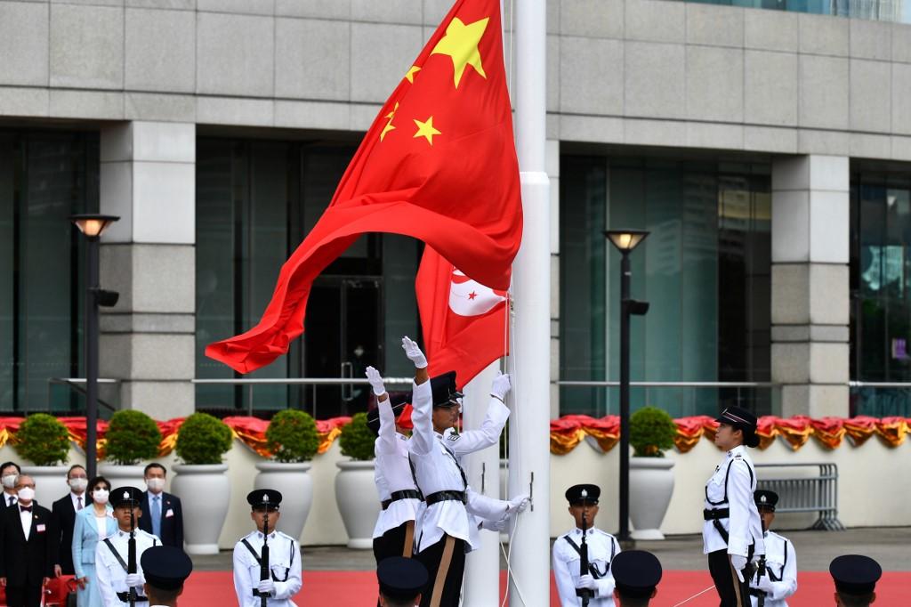 HONG KONG-CHINA-POLITIK