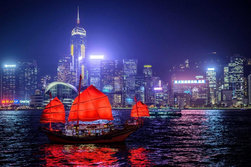 HONG KONG-CHINA-VIRUS-TOURISM
