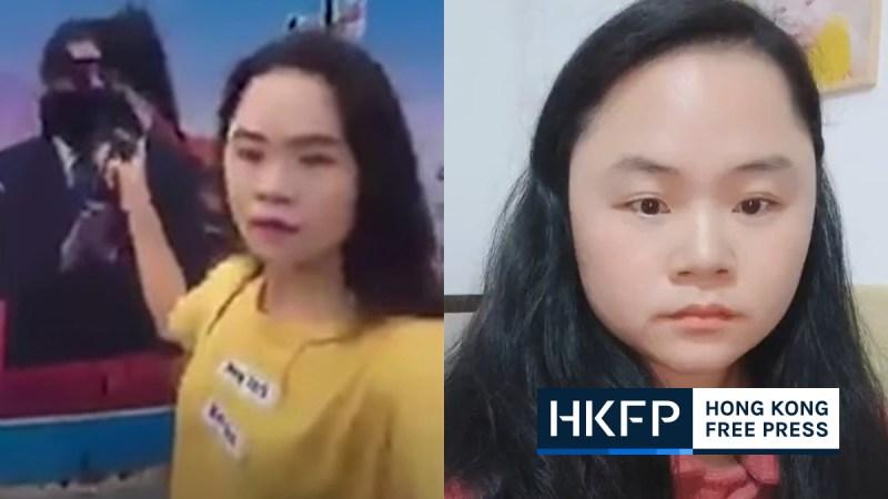 """""""Ink Girl"""" Dong Yaoqiong"""