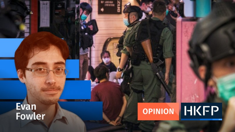 political persecution - Opinion - Evan Fowler
