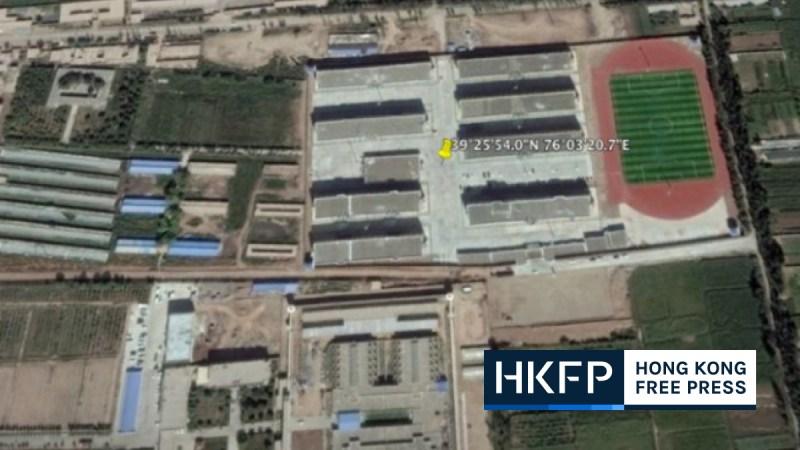 xinjiang camps