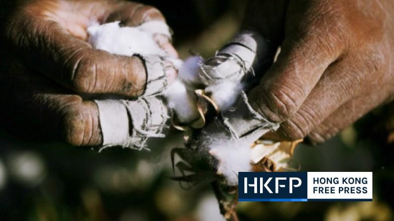 xinjiang forced labour