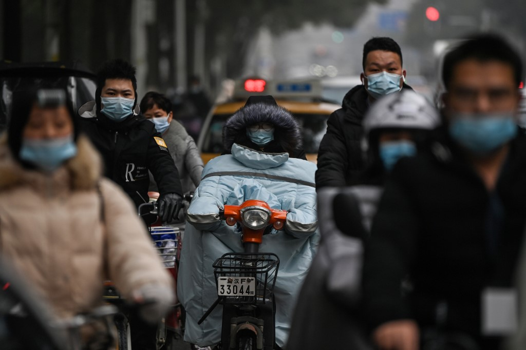 Wuhan Covid virus DO NOT USE