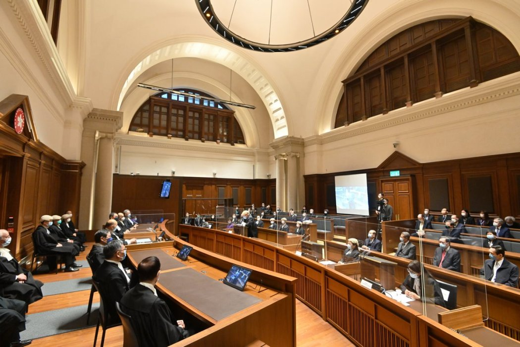 Court of Final Appeal judiciary