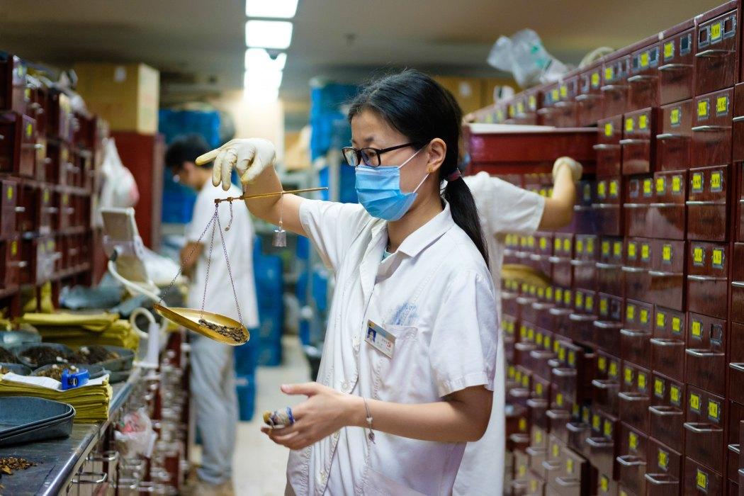 Pengobatan Tradisional Cina TCM