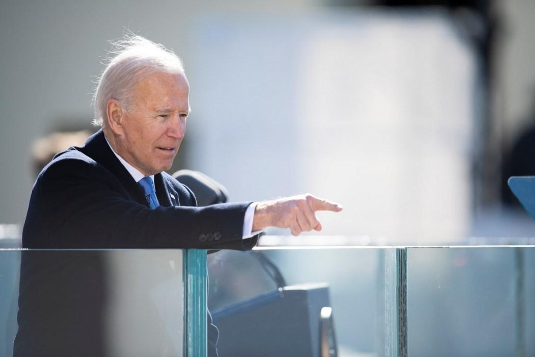 Joe Biden US presidential inauguration