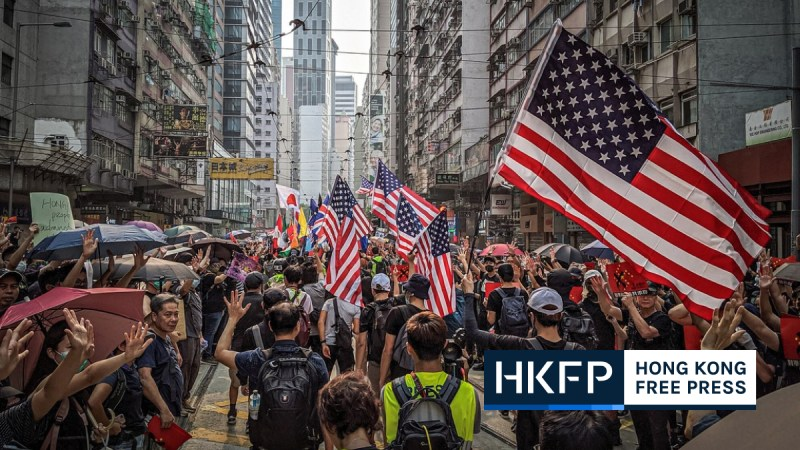 hk protesters seek US asylum
