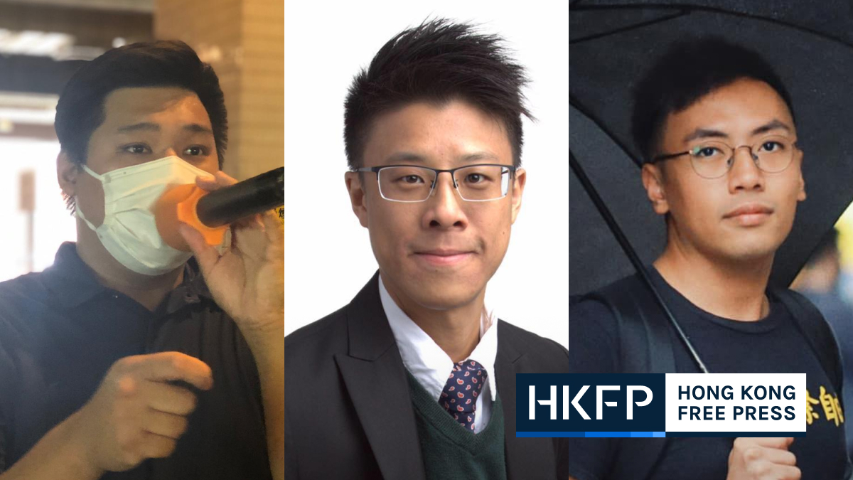Hong Kong police drop protest charges against district councillors and assistants, citing lack of evidence | Hong Kong Free Press HKFP