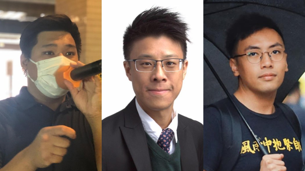 shatin district councillors DC charges dropped