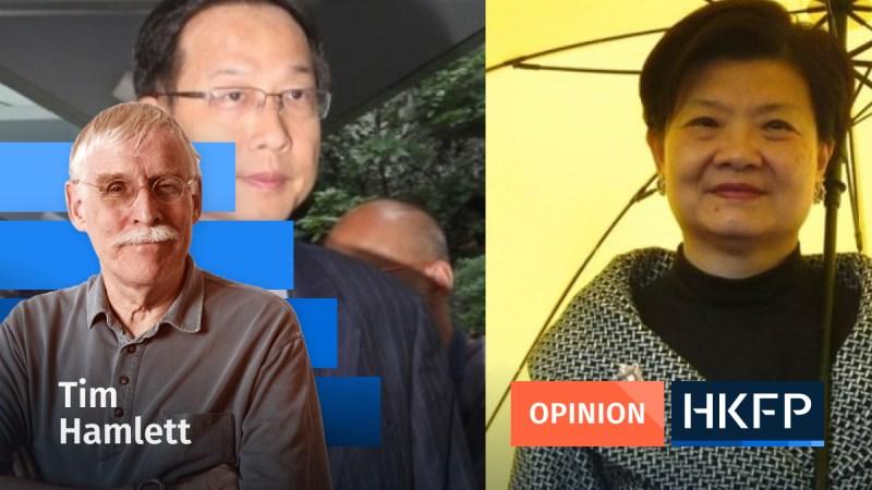 Ben Yu Audrey Eu - Opinion - Tim Hamlett