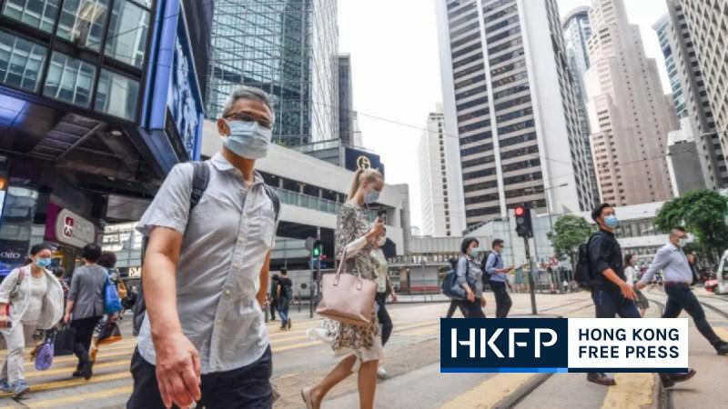 HK GDP