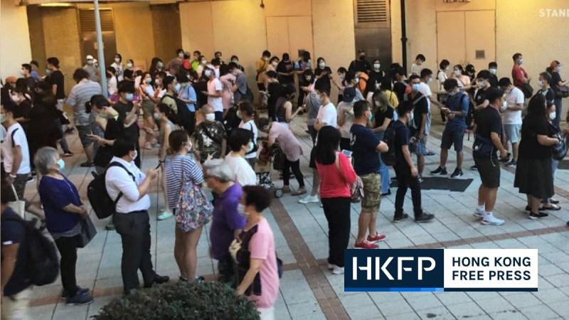 HK primaries