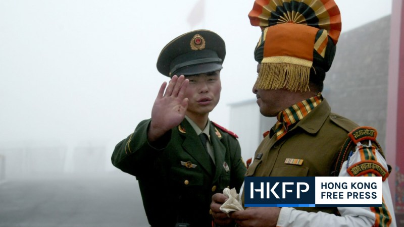 India-China conflict