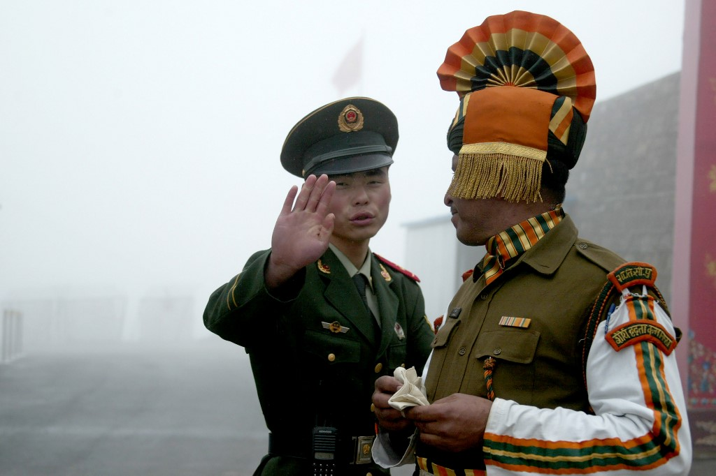 FILES-INDIA-CHINA-CONFLICT-BORDER